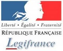 Odpo Legifrance RGPD