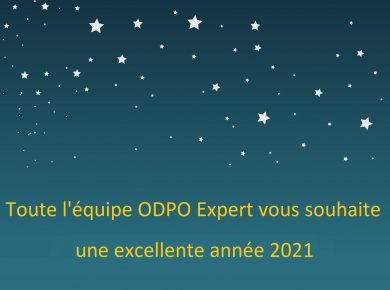 ODPO DPO Drive voeux 2021